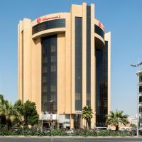 رمادا الخبر، فندق في الخبر
