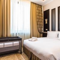 Royal Park Hotel, hotel in Almaty