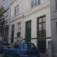 Chambre quartier européen