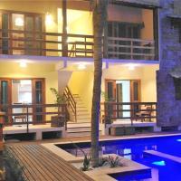 Villa Água de Coco, hotel em Jericoacoara