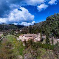 Convento San Bernardino, hotel in Montefranco