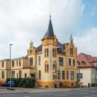 Hotel Knöpel, hotel in Wismar