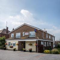 Holcombe Guest House, hotel in Barnetby le Wold