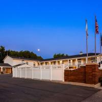 Best Western Butch Cassidy Inn, hotel v destinaci Beaver