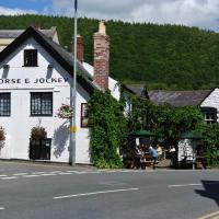 The Horse & Jockey Inn, hotel in Knighton