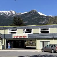 August Jack Motor Inn, hotel em Squamish