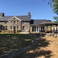 Aberystwyth, Pentre Farmhouse,