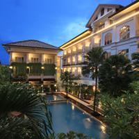 Gallery Prawirotaman Hotel, отель в Джокьякарте