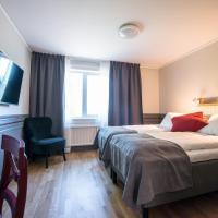 Gylle Hotell & Restaurang Brödernas, hotel in Borlänge