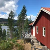 Värmlans Sjö och Fjäll Camping 14, hotel di Gunsjögården