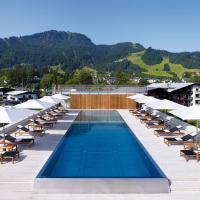 Schwarzer Adler Kitzbühel - Adults Only, отель в Кицбюэле