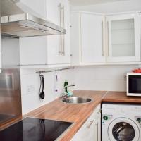 Trendy studio flat in Kemptown Village