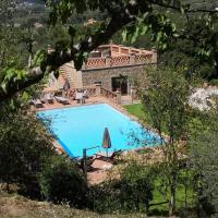 Villa Casupoli, отель в Кастильон-Фьорентино