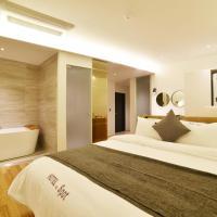 Hotel the spot, hotel in Gwangju