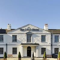 B/W Plus The Croft Hotel, hotel in Darlington