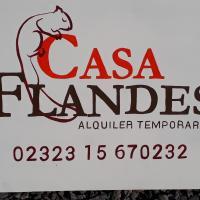 Casa Flandes - Jáuregui - Luján - Buenos Aires