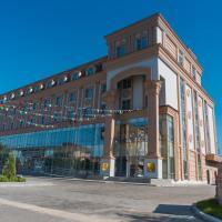 Baku Hotel, отель в Астрахани