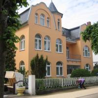 Hotel Villa Strandrose, hotel in Ahlbeck