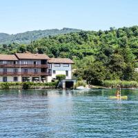 Cascina Tumas Orta Lake, hotell i Pettenasco