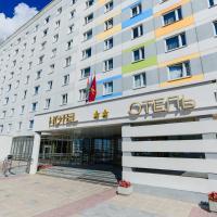 Гостиница Спорт-тайм, отель в Минске