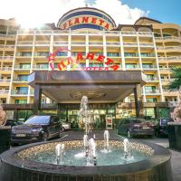 Planeta Hotel & Aquapark - All Inclusive, отель в городе Солнечный Берег