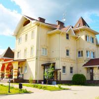 Baza otdykha Ozero PONTI, отель в Гжели