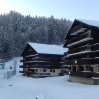 Chalets du Pounant, hotel in Bellevaux