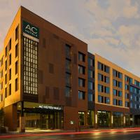 AC Hotel by Marriott Louisville Downtown, hotel in Louisville