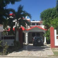 Palm Guest House, hotel in Torbeck