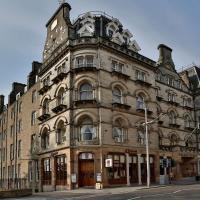 Best Western Queens Hotel, hotel in Dundee