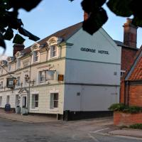 Best Western The George Hotel, Swaffham, hotel in Swaffham