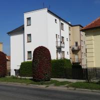 Ubytování Pavel Voborník, отель в городе Блатна