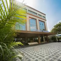 Crossway Parklane Airport Hotel Chennai, hotel perto de Aeroporto Internacional de Chennai - MAA, Chennai