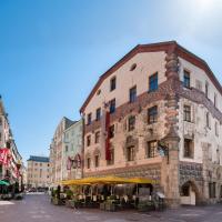 BEST WESTERN Plus Hotel Goldener Adler Innsbruck โรงแรมในอินส์บรุค