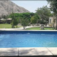 Refugio de Santiago Ecolodge, hotel in Lunahuaná