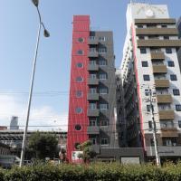 Hotel Sunplaza 2 Annex, hotel v Osaki