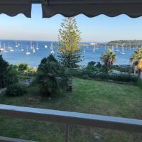 Classy lux apt w/ sea view, garden, parking