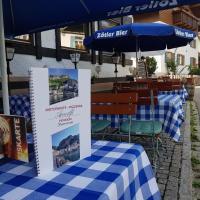 Pension – Restaurant Jägerwinkl, hotel in Rettenberg