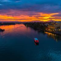 Little Riverside Hoi An . A Luxury Hotel & Spa, hotel in Hoi An