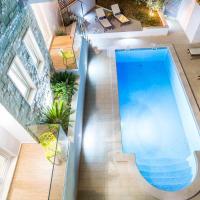 Villa Blanka Bol Brac for 12 ,save 15 percent on Split-villas com