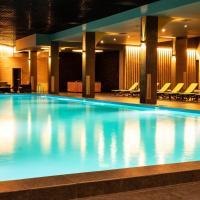 Garden Hotel and Spa, отель в Чебоксарах
