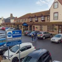 Best Western Weymouth Hotel Rembrandt, hotel in Weymouth