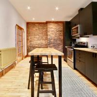 Le Cactus 3-Bedroom Apartment in St Roch Quebec City by Belzile Nicolas