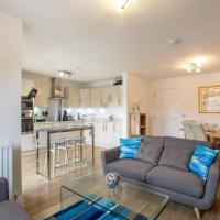 ALTIDO Bright 3 bed in City Centre - Free parking & Lift