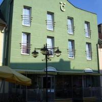 Hotel Centrál, hotel v Kremnici