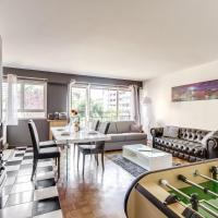 StayLib - Modern Flat 66m2 - 15min Paris & Orly