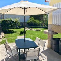 Casa Campelo - Playas de Pintens - HIO - CANGAS, hotel en Hío