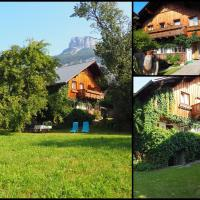 """Heli's Holiday Suites, FeWo """"Trisselwand"""", 8992 Altaussee"""
