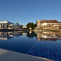 Hotel Infinity & Spa Park Velingrad, отель в Велинграде