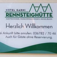 Hotel-Pension Rennsteighütte Frauenwald